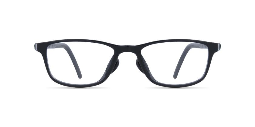 Adidas AD008 Matt black Full rim prescription Eyeglasses eyewear