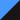 [Crystal blue matt black]