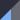 [Matt black layer light blue grey]