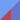 [Matt crystal blue solid red]