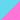 [Matt light turquoise layer dark pink]