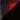 [Black layer crystal red matt gun]