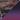 [Black crystal horn crystal purple]
