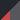 [Matt black grey pattern light red]