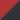 [Crystal red matt black]