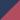 [Matt dark blue layer solid red]