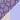 [Crystal purple pattern matt silver]