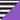 [Black striped crystal purple]