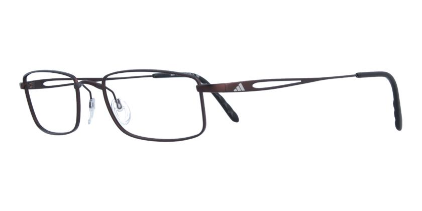 Adidas A684416051 Eyeglasses - 45 Degree View
