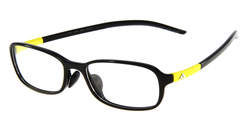 Adidas A885116066 Eyeglasses - 45 Degree View