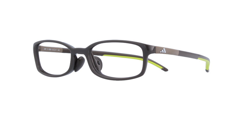 Adidas A897116058 Eyeglasses - 45 Degree View