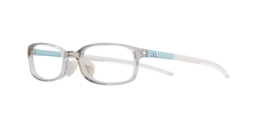 Adidas A897116075 Eyeglasses - 45 Degree View