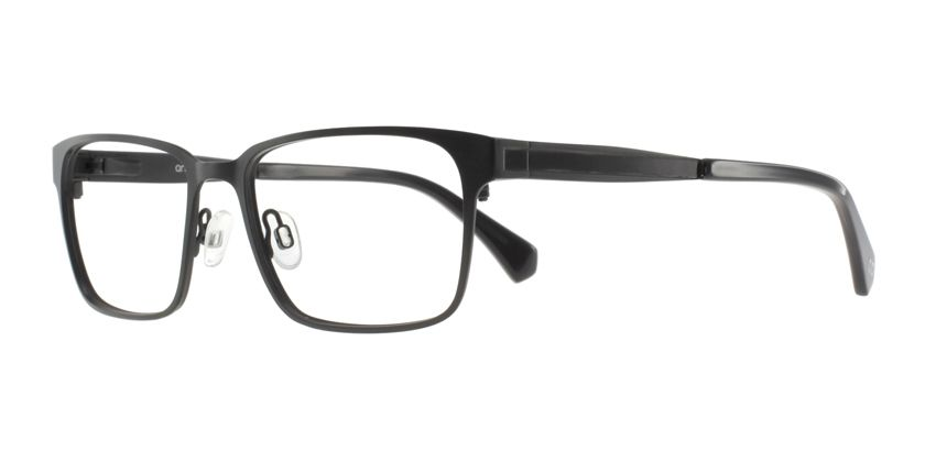 Anson Benson AB1005F001 Eyeglasses - 45 Degree View