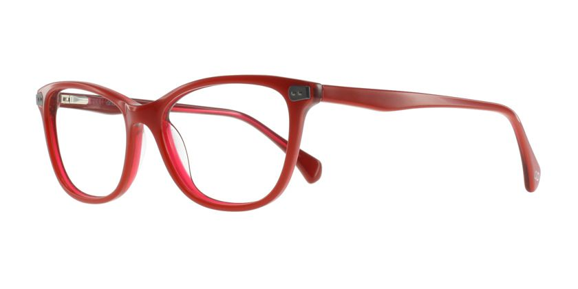 Anson Benson AB1012F055 Eyeglasses - 45 Degree View