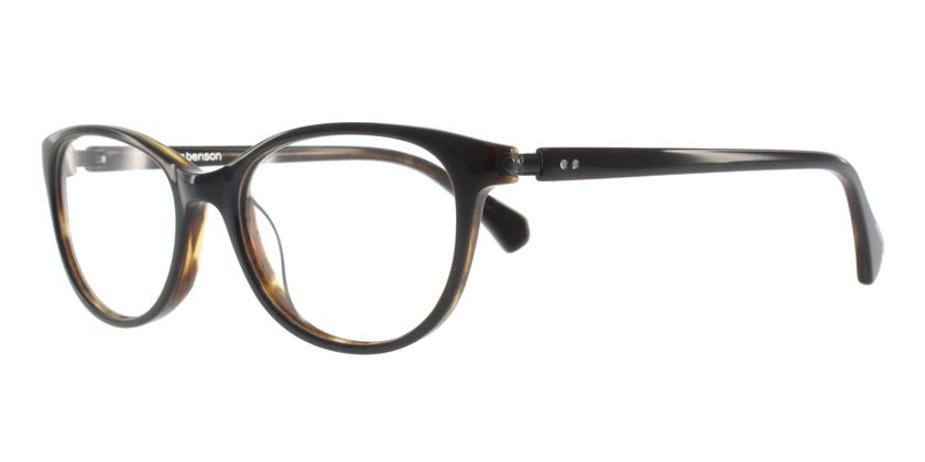 Anson Benson AB1018F012 Eyeglasses - 45 Degree View