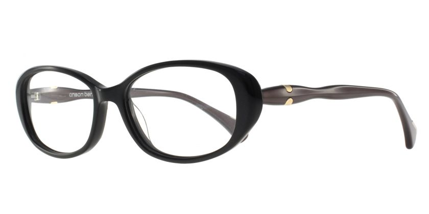 Anson Benson AB1020F0131P Eyeglasses - 45 Degree View