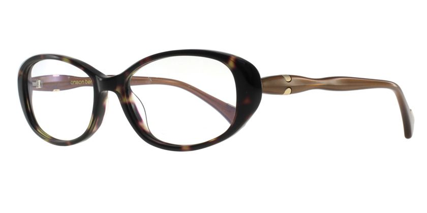 Anson Benson AB1020F027 Eyeglasses - 45 Degree View
