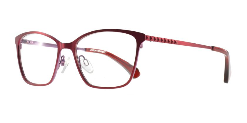 Anson Benson AB1022F403 Eyeglasses - 45 Degree View