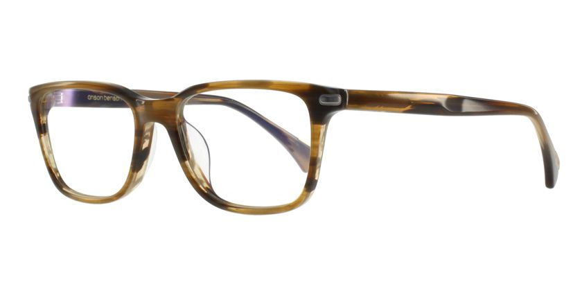Anson Benson AB1030F404H Eyeglasses - 45 Degree View