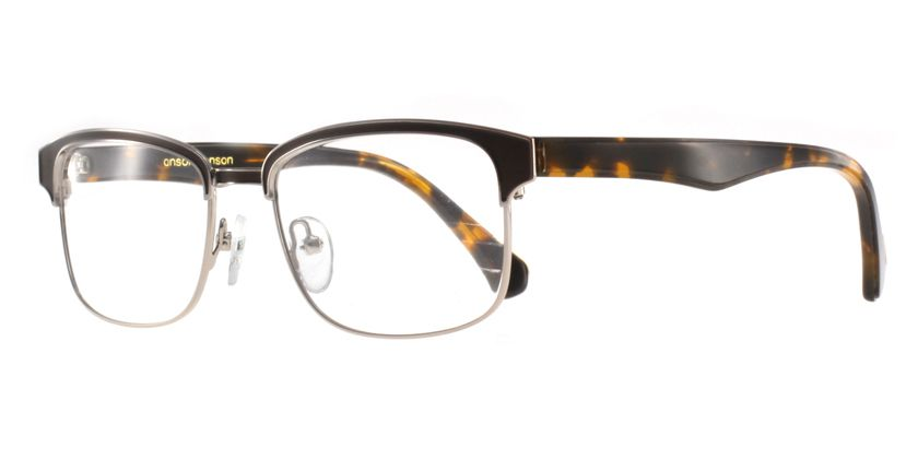 Anson Benson AB1034F2027 Eyeglasses - 45 Degree View