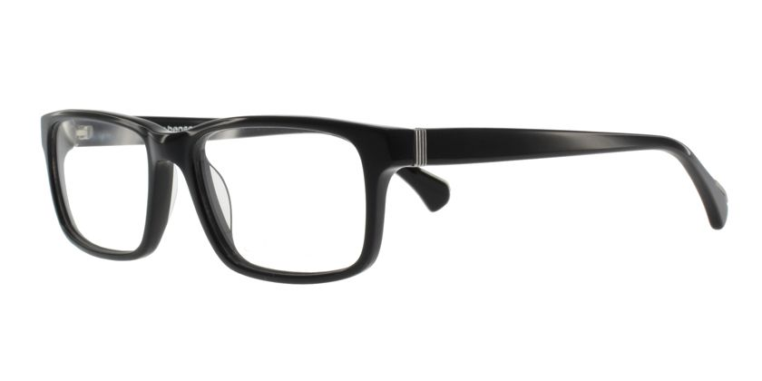Anson Benson AB1035F001 Eyeglasses - 45 Degree View