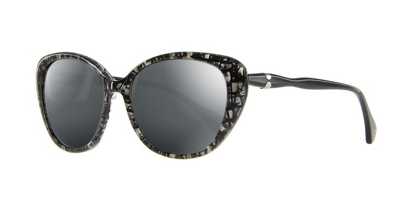Anson Benson AB2010S001N Sunglasses - 45 Degree View