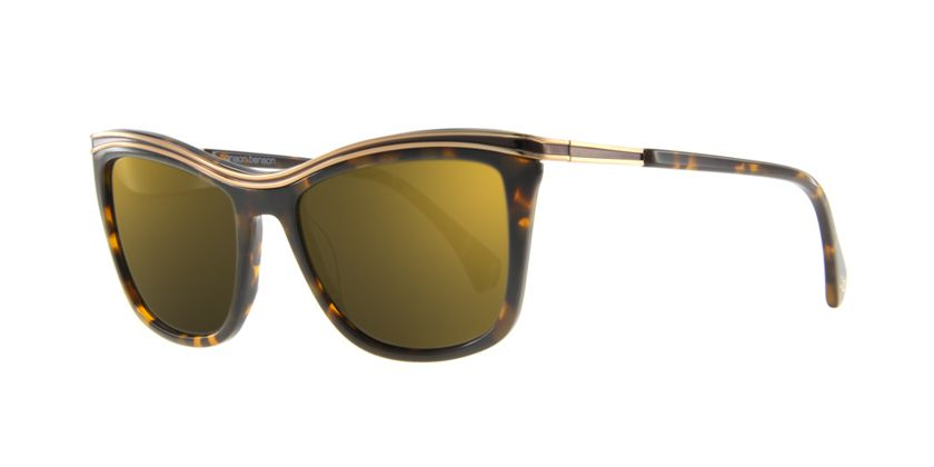 Anson Benson AB2015S002 Sunglasses - 45 Degree View