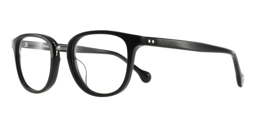 Anson Benson BF1032F001 Eyeglasses - 45 Degree View