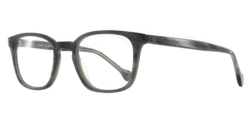 Anson Benson BF1033F320 Eyeglasses - 45 Degree View