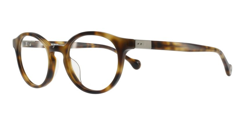 Anson Benson BF1034F0223 Eyeglasses - 45 Degree View