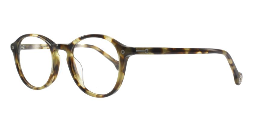Anson Benson BF1036F029 Eyeglasses - 45 Degree View