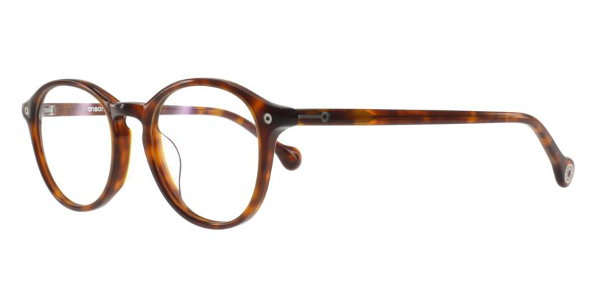 Anson Benson BF1036F039 Eyeglasses - 45 Degree View