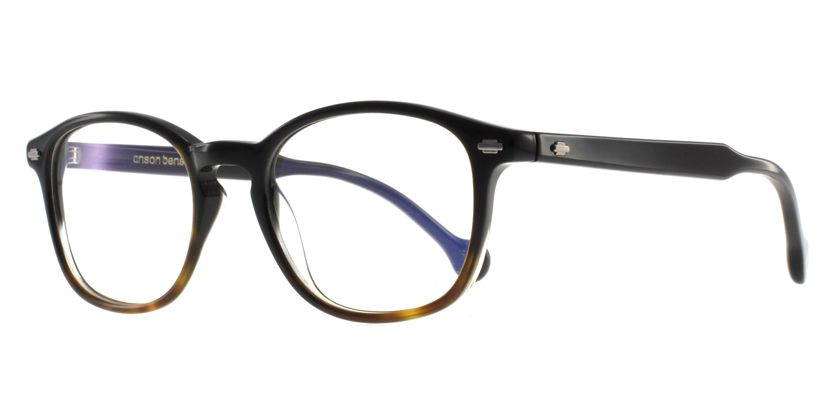 Anson Benson BF1037F0123 Eyeglasses - 45 Degree View