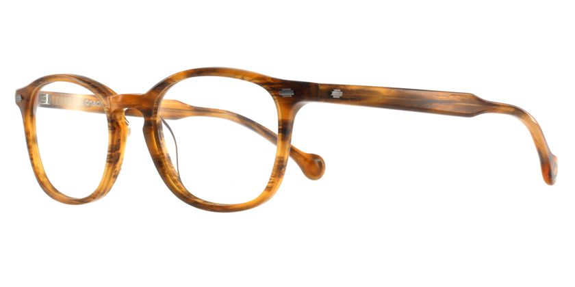 Anson Benson BF1037F0430 Eyeglasses - 45 Degree View