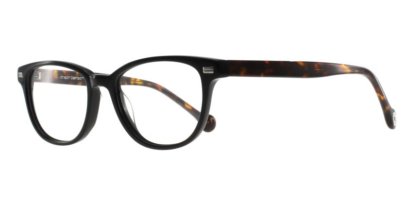 Anson Benson BF1039F001 Eyeglasses - 45 Degree View