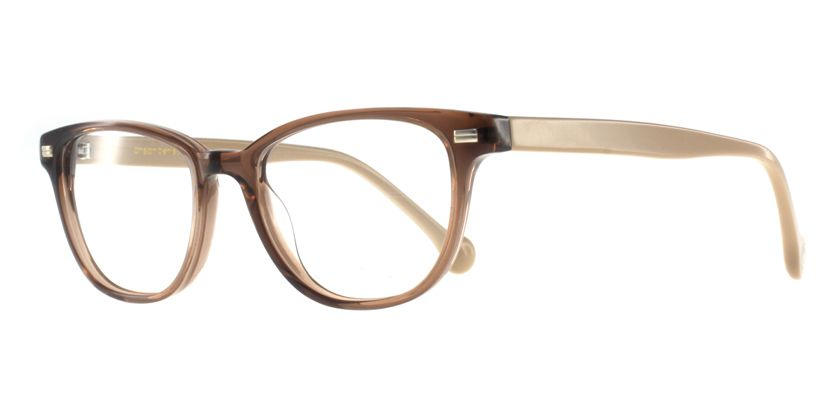 Anson Benson BF1039F040 Eyeglasses - 45 Degree View