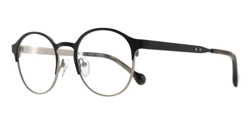 Anson Benson BF1043F001 Eyeglasses - 45 Degree View