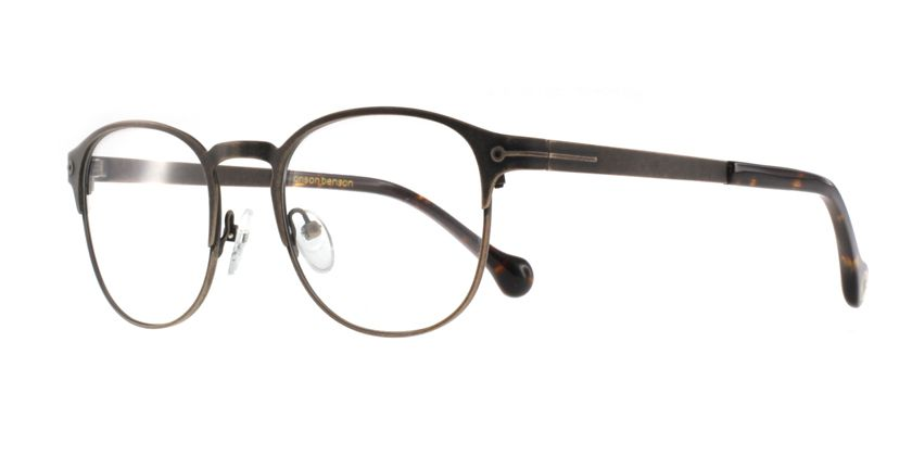 Anson Benson BF1045F202R Eyeglasses - 45 Degree View