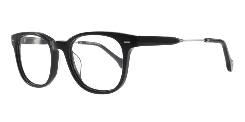 Anson Benson BF1048F001 Eyeglasses - 45 Degree View