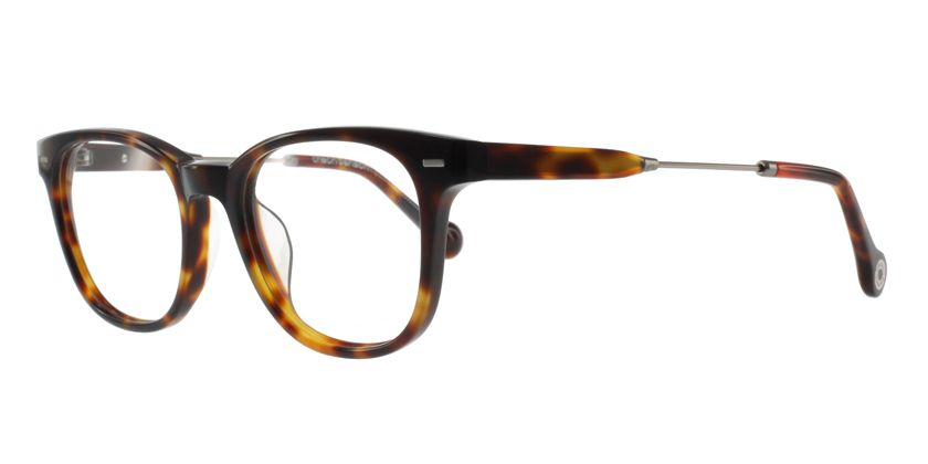 Anson Benson BF1048F032 Eyeglasses - 45 Degree View