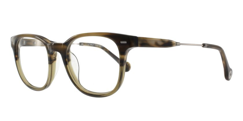 Anson Benson BF1048F2137H Eyeglasses - 45 Degree View