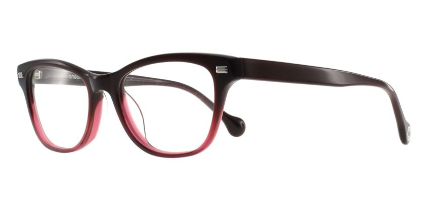 Anson Benson BF1050F0551G Eyeglasses - 45 Degree View