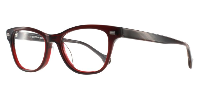 Anson Benson BF1050F0551 Eyeglasses - 45 Degree View
