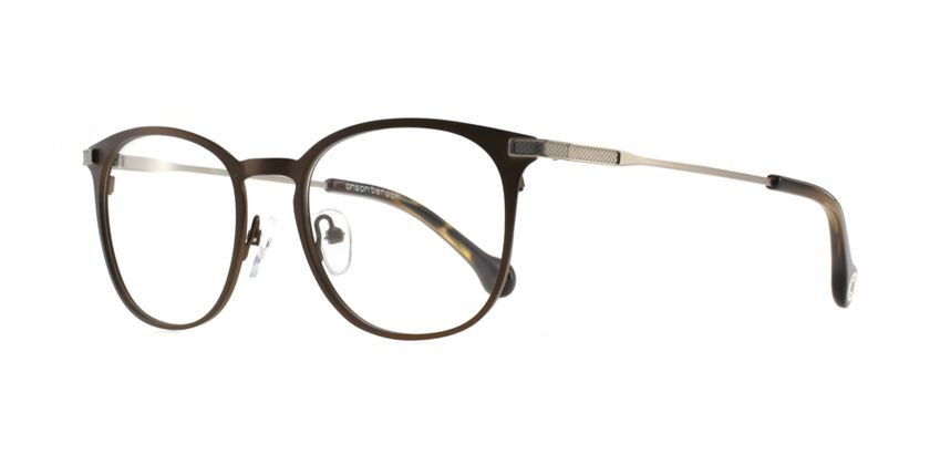 Anson Benson BF1056F2026 Eyeglasses - 45 Degree View