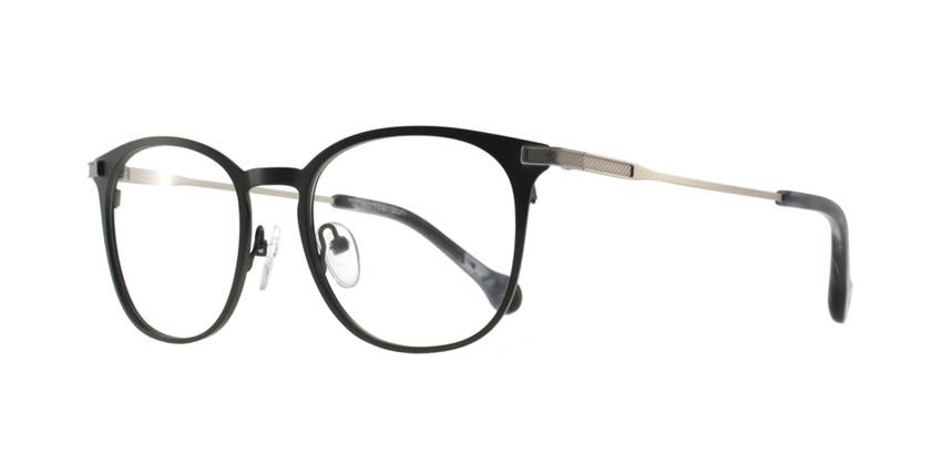 Anson Benson BF1056F30311 Eyeglasses - 45 Degree View