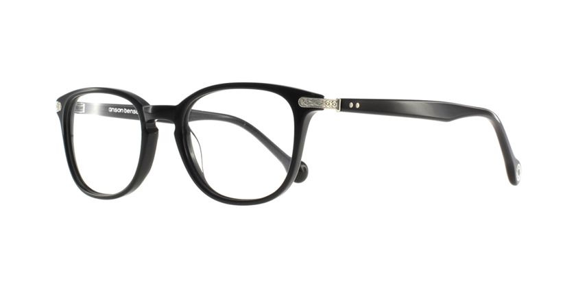Anson Benson BF1057F001 Eyeglasses - 45 Degree View