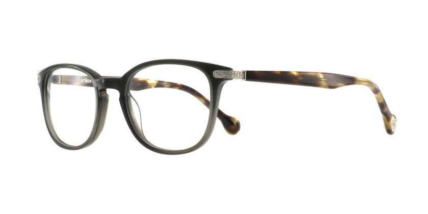 Anson Benson BF1057F134 Eyeglasses - 45 Degree View