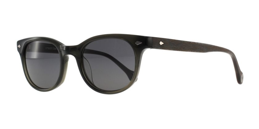 Anson Benson BF2019S071 Sunglasses - 45 Degree View