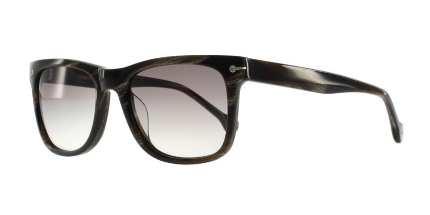 Anson Benson BF2021S042 Sunglasses - 45 Degree View