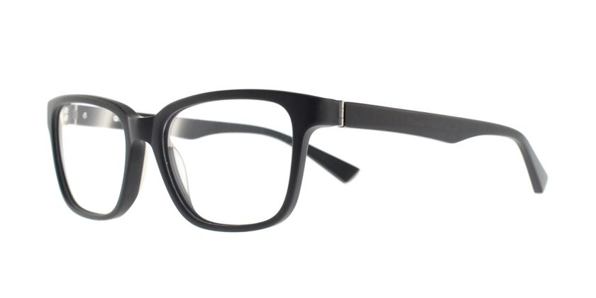Anson Benson MT2428F001M Eyeglasses - 45 Degree View